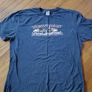 Men's T - New York - XL - $5